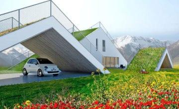 Nowy pomysł na domek letniskowy