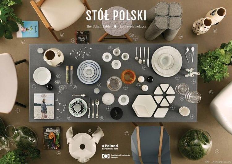 Polskie wzornictwo na wystawie EXPO 2015 w Mediolanie
