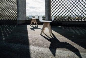 Reinterpretacja stołka