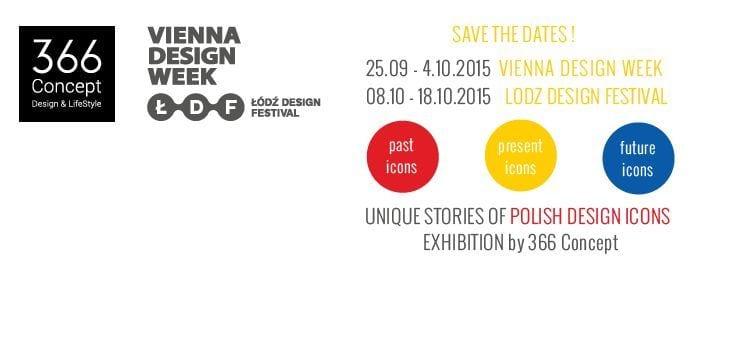 Polskie wzornictwo na Vienna Design Week