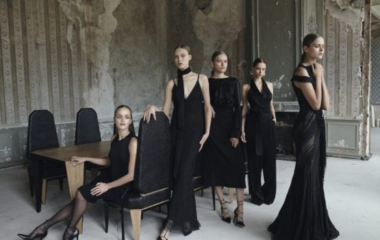 Nawiązanie do świata haute couture