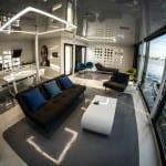 Mieszkanie na wodzie projektu DFD.studio dla floatinghouses.eu