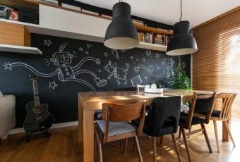 Przyjazna i funkcjonalna przestrzeń dla domowników i ich gości