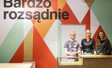 Przestrzeń z polskim designem w Łodzi