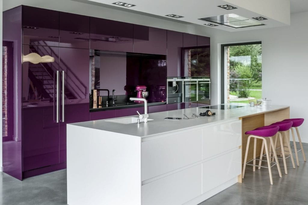 Kuchnia Bez Uchwytów Pln Design