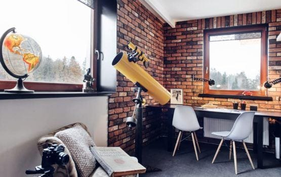 Formativ i apartament w amerykańskim stylu lat '50