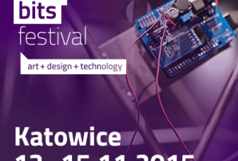 art+bits festival 13-15 listopada 2015r. Katowice