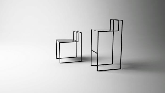 Niemal Niewidoczne Krzesło Pln Design