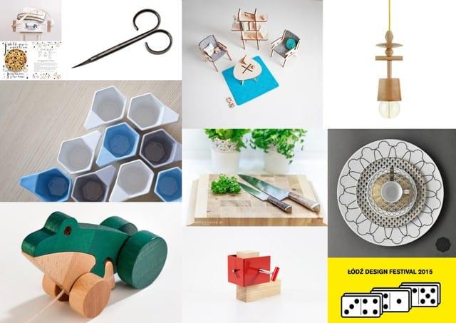 TOP 18 prezentów pod choinkę wg. Łódź Design Festival