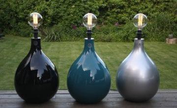 Lampy ręcznie wykonane
