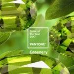 Zieleń w kolorze Greenery Color of the Year 2017