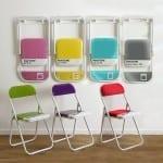 Krzesła w kolorach Color of The Year 2015
