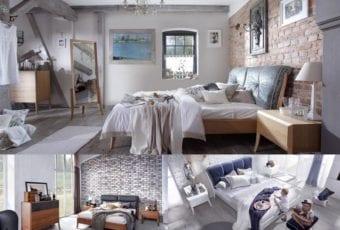 Trzy pomysły na sypialnię