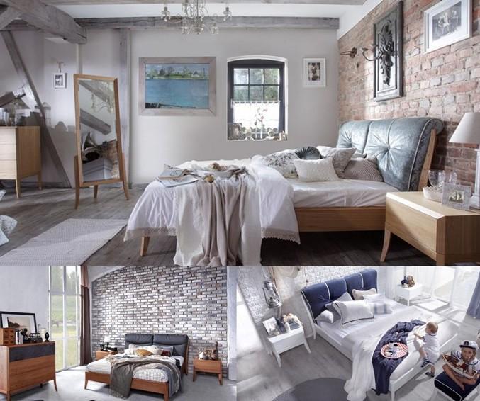 Trzy pomysły na sypialnię - PLN Design