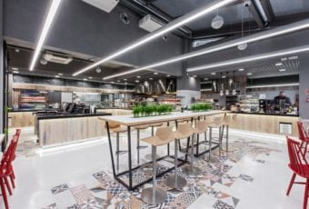 Pierwsza restauracja Lidl pod Poznaniem