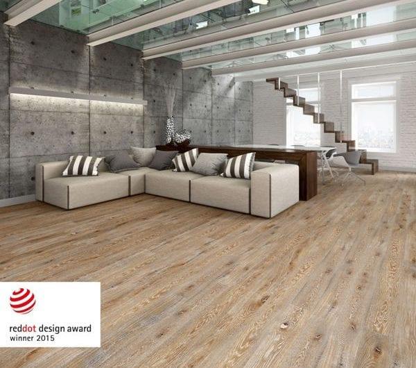 Baltic Wood: podłogi drewniane inspirowane modą