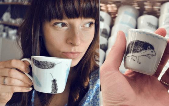Kalva – ręcznie tworzona porcelana