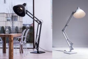 Sojka Workshop: Lampa kreślarska w wydaniu XXL