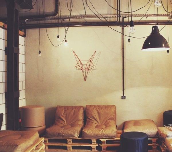 Bongo Design: stalowa rzeźba na ścianę