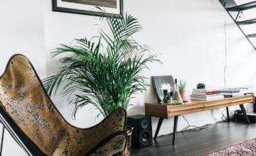 Mieszkanie z charakterem: vintage & wzór