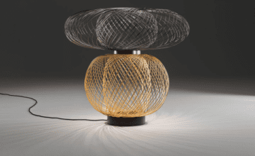 Druciana lampa