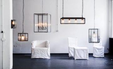 Kaspa: lampy do każdego wnętrza