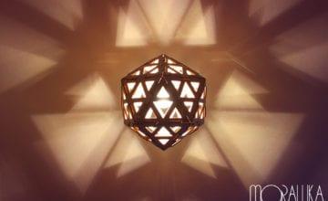 Morawka: Designerskie lampy z recyclingu