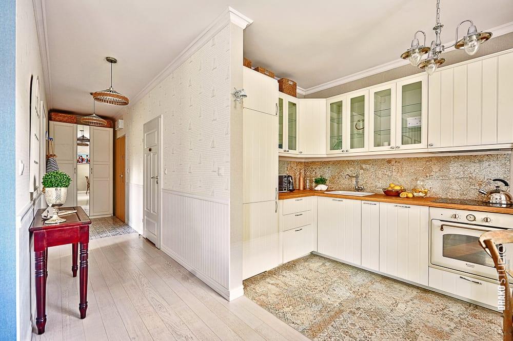 Piękne Mieszkanie W Stylu Hampton Pln Design