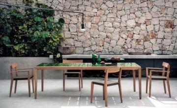 Kari Mobili: nowa kolekcja mebli ogrodowych Roda