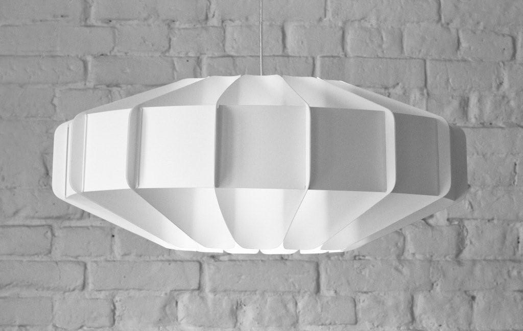 Biała lampa Alien projektu marki Kafti #1
