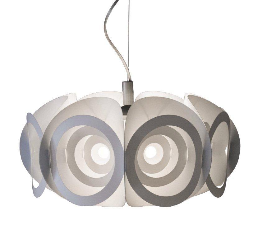 Lampa Submarine projektu marki Kafti w kolorze białym