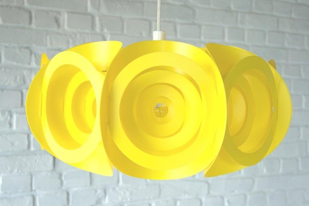 Żółta Lampa submarine projektu marki Kafti
