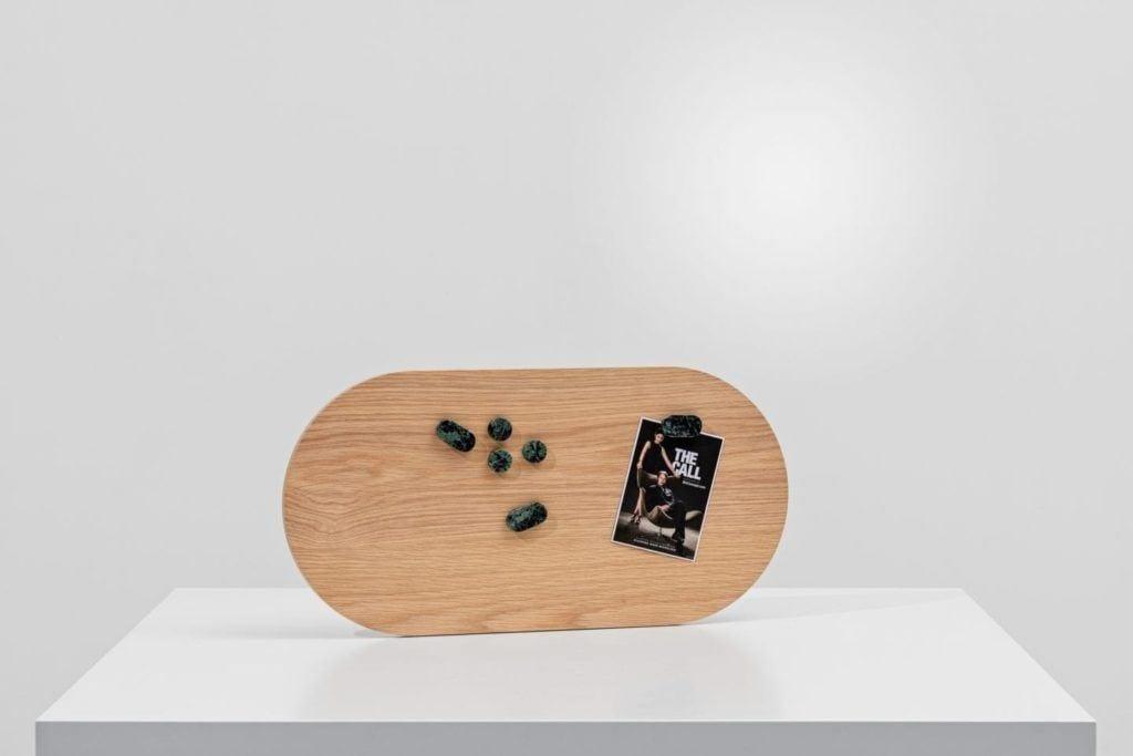 Living magnet board kolekcja Living od BoConcept