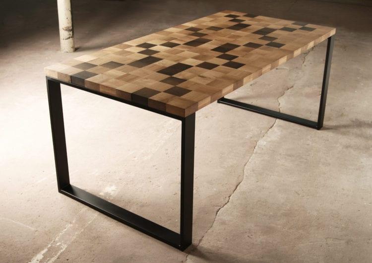 Moromou: meble drewniane z litego dębu