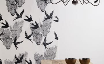 Redpoppy: niepowtarzalne wzory rysowanych ręcznie tapet