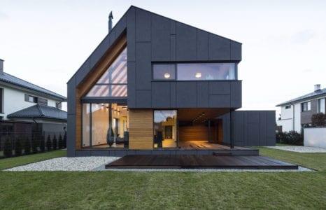 """Dom jednorodzinny wolnostojący """"RYB House"""""""