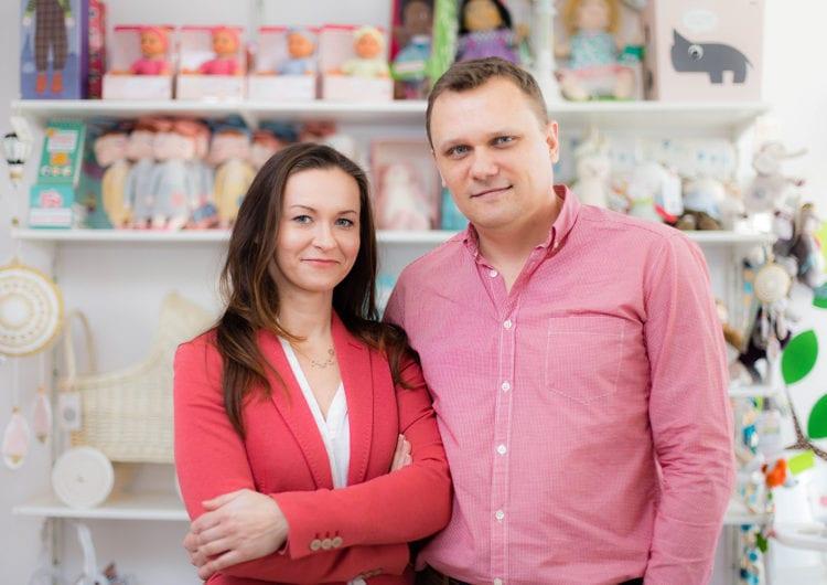 Wywiad z twórcami najbardziej pomysłowego polskiego sklepu z artykułami dla dzieci – Fabryki Wafelków