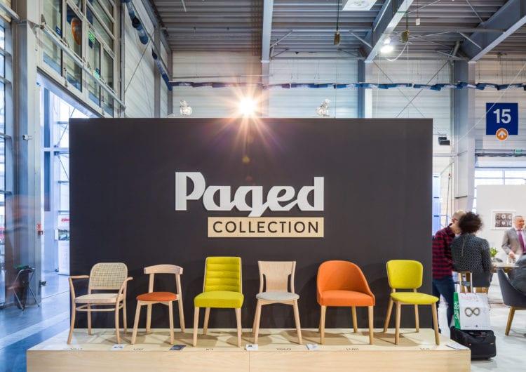 Paged: cztery nowe systemy mebli mieszkaniowych, odświeżone wzornictwo