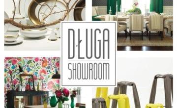 Długa Showroom: tu liczy się wnętrze