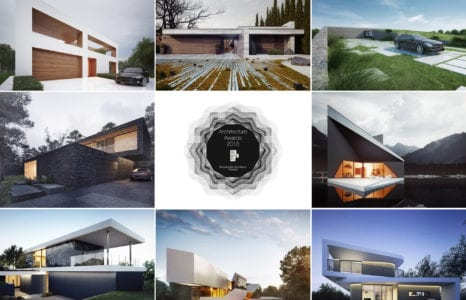 81.waw.pl z nagrodą Residential Architect of the Year 2015