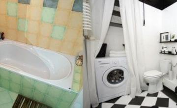 V33: Metamorfoza łazienki w weekend za mniej niż 2 000 złotych