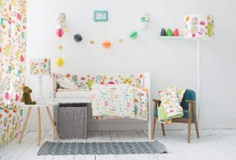 Lamps & Company: Wiosna w dziecięcym pokoju