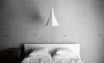 Renament: lampy zainspirowane geometrią przestrzenną