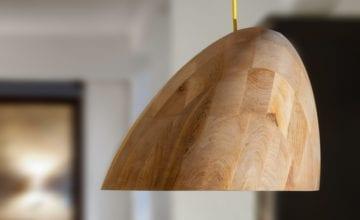 Abadoc Design: naturalne kształty i naturalne materiały