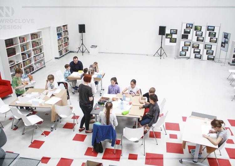 KIDS DESIGN SPACE – dzieci projektują przestrzeń na 3. edycji Międzynarodowego Festiwalu Wroclove Design