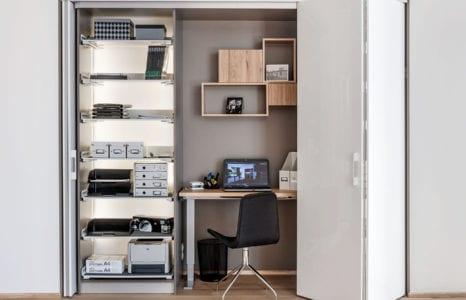 Peka: ukryta przestrzeń biurowa