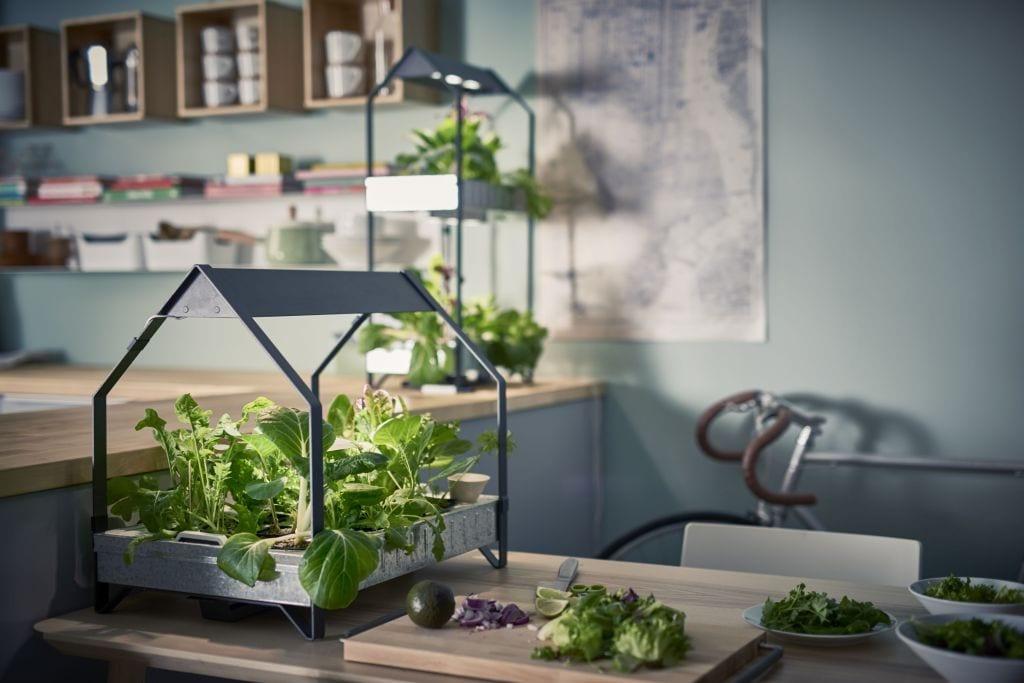 Domowy Ogródek Przez Cały Rok Z Nową Kolekcją Ikea Pln Design