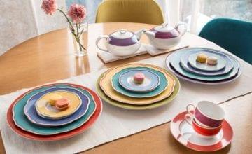 Ćmielów Design Studio: Porcelana z kolekcji MIX&MATCH