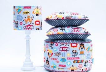 Lamps&Company: zaproś superbohatera do pokoju dziecięcego
