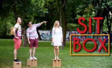 Sit Box: lekki, poręczny i ekologiczny czyli krzesło Pielgrzyma